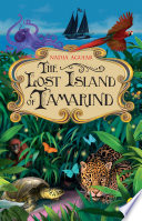 The Lost Island of Tamarind Book