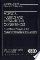 Science Politics And International Conferences
