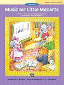 Music for Little Mozarts -- Rhythm Speller, Bk 4