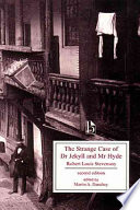 The Strange Case Of Dr Jekyll And Mr Hyde Second Edition