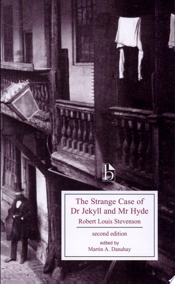 The Strange Case of Dr. Jekyll and