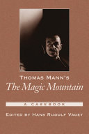 Thomas Mann's The Magic Mountain Pdf/ePub eBook