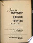 Design For Statewide Nursing Surveys