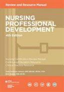 Nursing Professional Development Review Manual, 3rd Edition