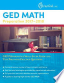 GED Math Preparation 2017-2018