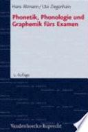 Phonetik, Phonologie und Graphemik fürs Examen