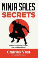 Ninja Sales Secrets