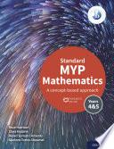 MYP Mathematics 4 5 Standard