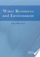 Water Resources and Environment Book