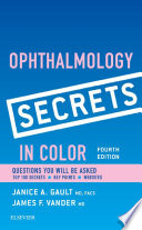 Ophthalmology Secrets in Color E-Book