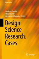Design Science Research Cases Book PDF