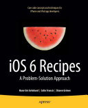 iOS 6 Recipes [Pdf/ePub] eBook
