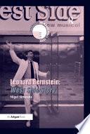 Leonard Bernstein  West Side Story