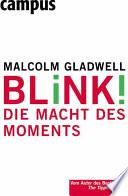 Blink!  : Die Macht des Moments