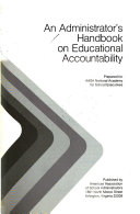 An Administrator s Handbook on Educational Accountability