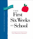 The First Six Weeks of School Book
