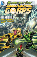 Green Lantern Corps  The Weaponer