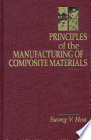 Principles of the Manufacturing of Composite Materials Book