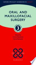 Oral and Maxillofacial Surgery Book