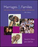 Marriages   Families