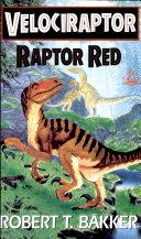 Velociraptor Raptor Red