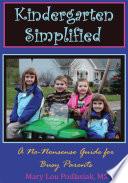 Kindergarten Simplified Book