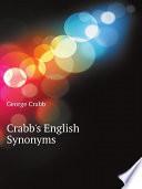 Crabb s English Synonyms