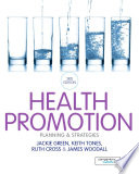 Health Promotion  : Planning & Strategies