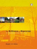 The Brilliance of Bioenergy