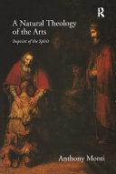 A Natural Theology of the Arts