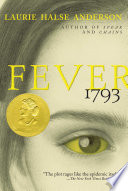Fever 1793 Laurie Halse Anderson Cover