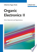 Organic Electronics II