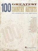 100 Greatest Country Artists Pdf/ePub eBook