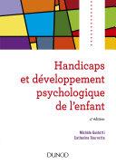 Pdf Handicaps et développement psychologique de l'enfant - 4e édition Telecharger