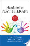 Handbook of Play Therapy Book