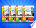 Oswaal CBSE ONE for ALL Class 10  Set of 4 Books  Mathematics  Science  Social Science  English   Reduced Syllabus for 2021 Exam