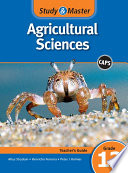 Books - Study & Master Agricultural Sciences Teachers Guide Grade 12 | ISBN 9781107608085