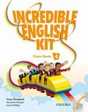 Incredible English Kit 4 Cb & Cd-rom Pk