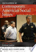 Encyclopedia of Contemporary American Social Issues  4 volumes