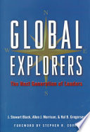 Global Explorers Book