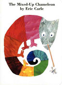 The Mixed Up Chameleon Board Book Book