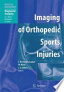 Imaging of Orthopedic Sports Injuries