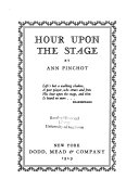 Hour Upon the Stage