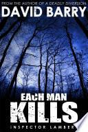 Each Man Kills Book Online