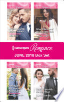 Harlequin Romance June 2018 Box Set