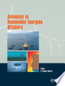 Advances In Renewable Energies Offshore Book PDF