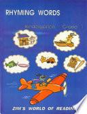 Rhyming Words Book