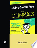 Living Gluten Free for Dummies Book PDF