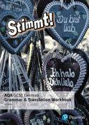 Stimmt! AQA GCSE German Grammar and Translation Workbook