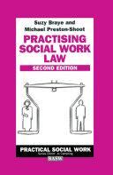 Practising Social Work Law